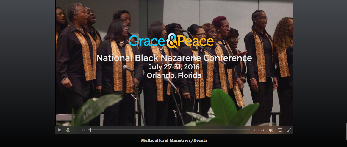 National Black Nazarene Conference Highlights