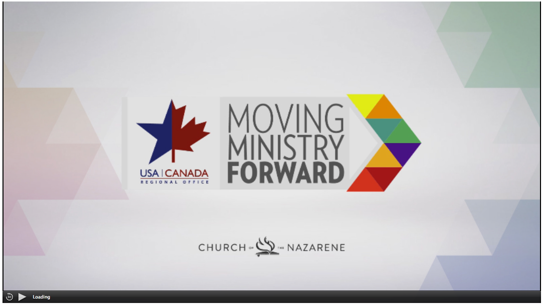UCRO - Moving Ministry Forward