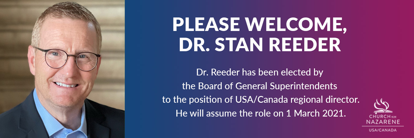 UCRO Welcomes Dr. Stan Reeder