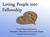 Loving People into Fellowship training module