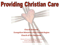 providing christian care training module