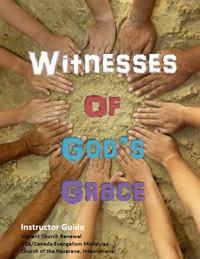 Witnesses of God's Grace Training Module