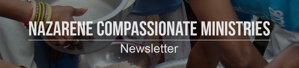 Nazarene Compassionate Ministries newsletter