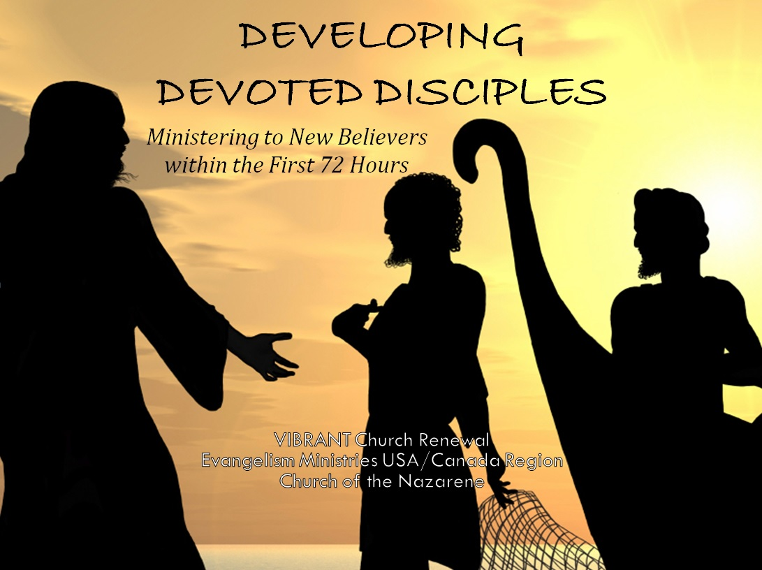 Developing Devoted Disciples training